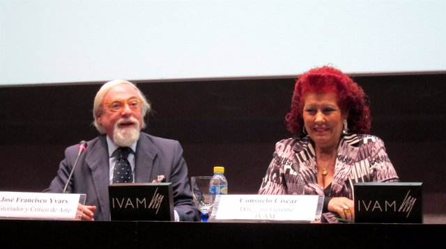 Jose Francisco Yvars Y Consuelo Císcar
