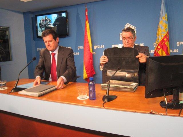 José Císcar Y José Manuel Vela