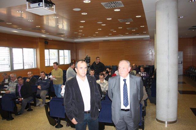 Reunión con representantes Ayuntamientos para uso de fitosanitarios
