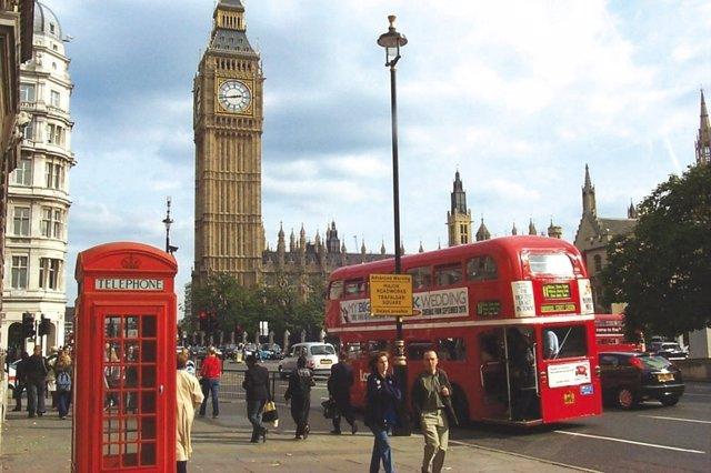 Londres - Torre Big Ben