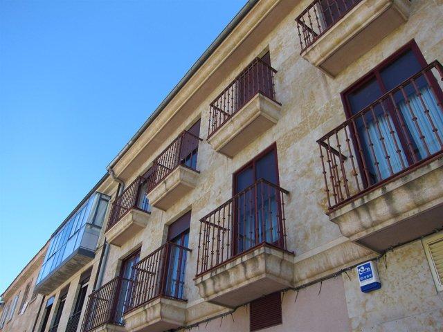 Viviendas en Salamanca