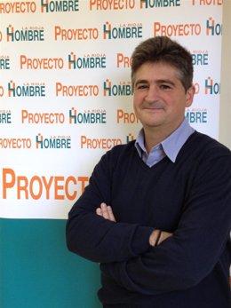 David García, director de Proyecto Hombre La Rioja