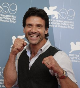 El actor Frank Grillo