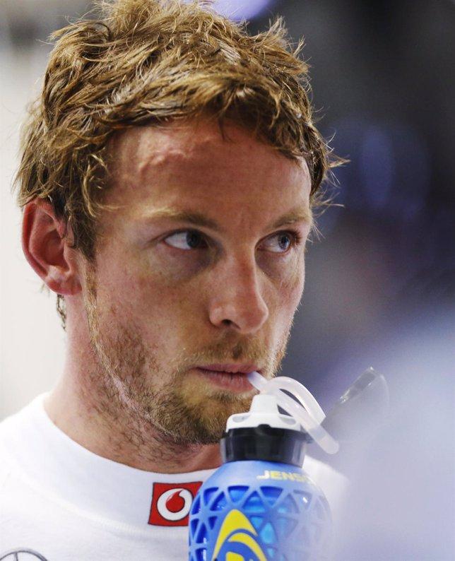 Jenson Button (McLaren-Mercedes)