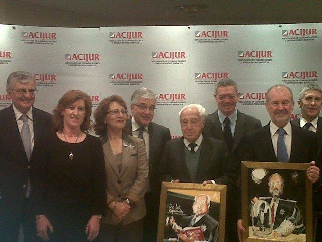 Premios Acijur 2012