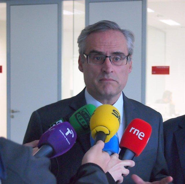 Fiscal Superior de Castilla-La Mancha, José Martínez