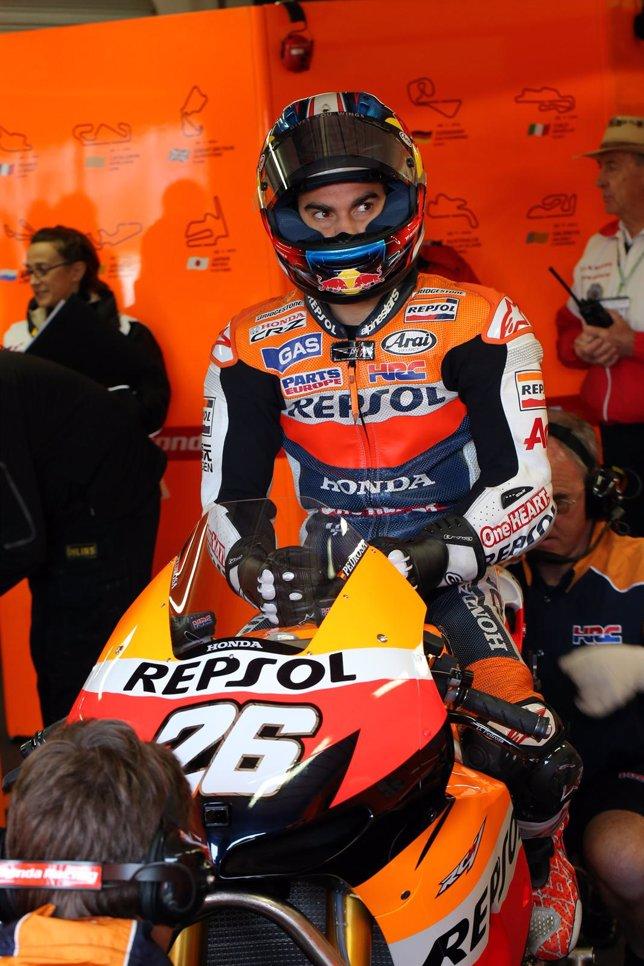 Dani Pedrosa Honda GP Australia