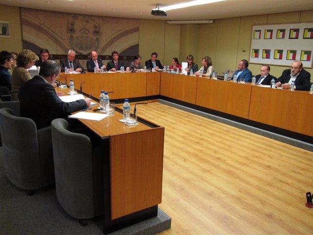 Comparecencia Capellán Educación en el Parlamento