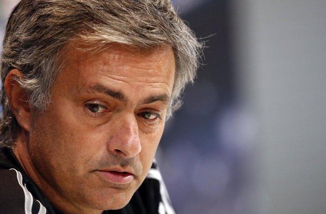 José Mourinho Real Madrid rueda prensa