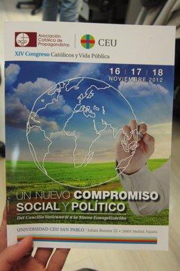 Congreso Católicos y Vida Pública 2012