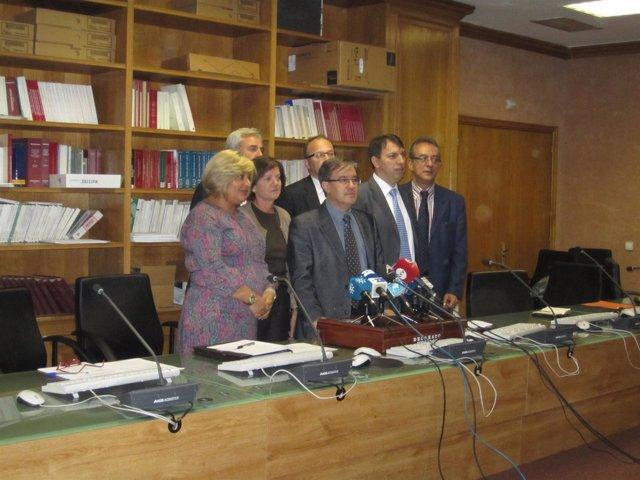 Comisión Interasociativa de jueces y fiscales