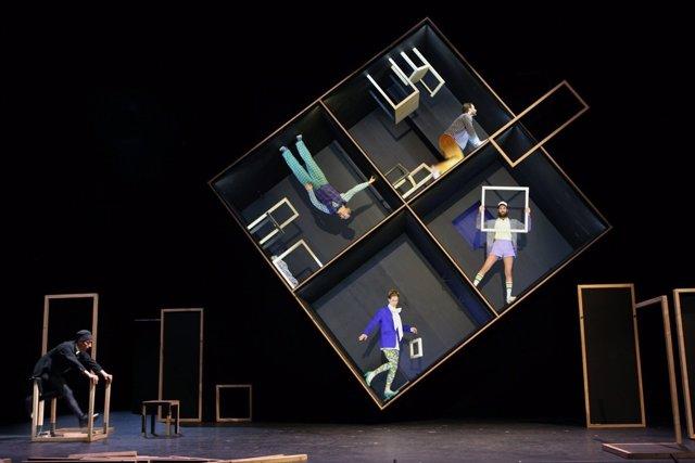 Zimmermann & De Perrot en el Teatro Central