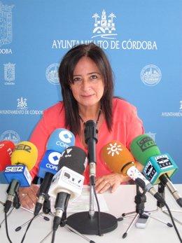 Ana Tamayo En Rueda De Prensa