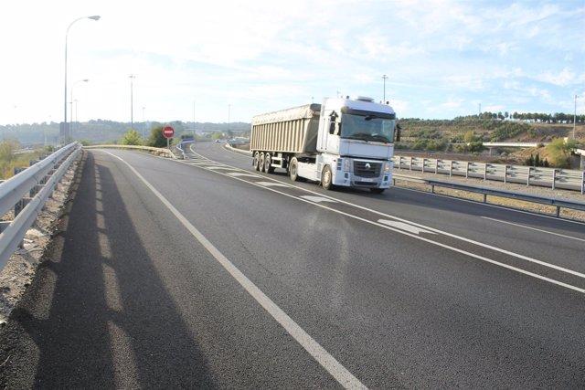 Carreteras, trafico en Toledo, infraestructuras en Toledo