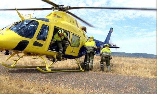 Helicóptero Geacam