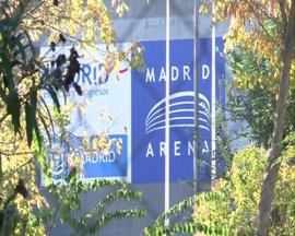 Un videoaficionado graba la tragedia vivida en el Madrid Arena