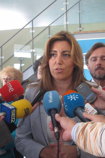 """Andalucía.- Consejera andaluza compara su presupuesto """"para personas"""" con el de Madrid, que da """"un sablazo a la sanidad"""""""