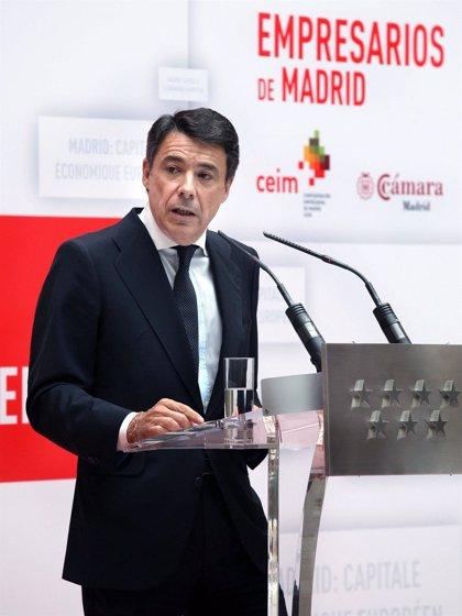 """González aclara que el euro por la expedición de recetas no es en """"ningún caso"""" copago sanitario"""