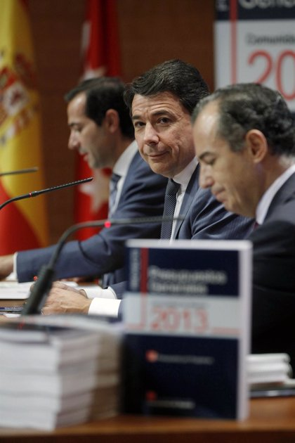 """Madrid.-González dice que """"no se privatiza nada"""" pese al cambio de modelo de gestión de algunos centros sanitarios"""
