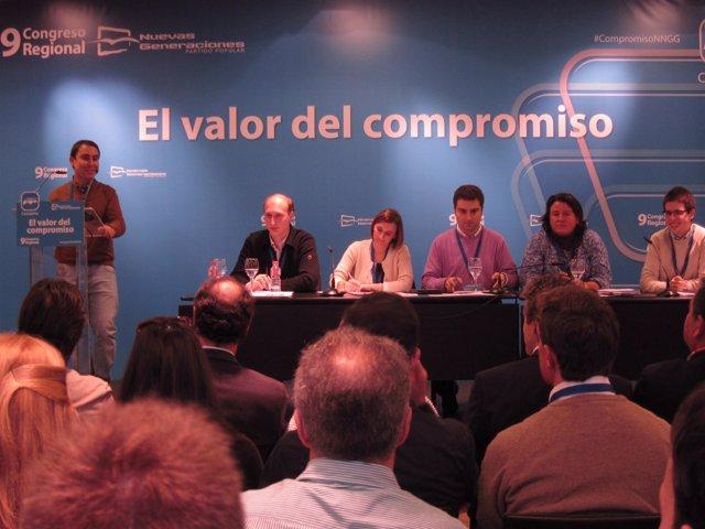 Enrique Couto, nuevo presidente NNGG del PP