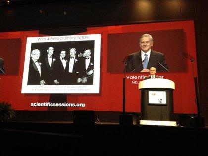 La Asociación Estadounidense del Corazón otorga a Fuster su Premio de Éxito en la Investigación 2012