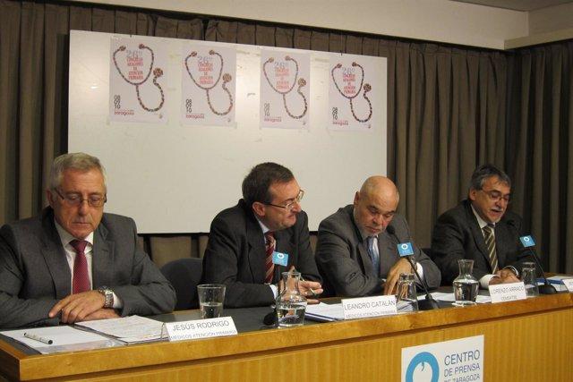 Presentación del XXVI Congreso Aragonés de Atención Primaria
