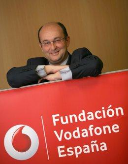 Director general de Fundación Vodafone España, Santiago Moreno