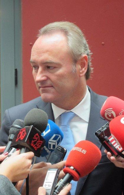 Fabra dice que el Consell trabaja con el Gobierno para encontrar instrumentos de pago a farmacias y proveedores