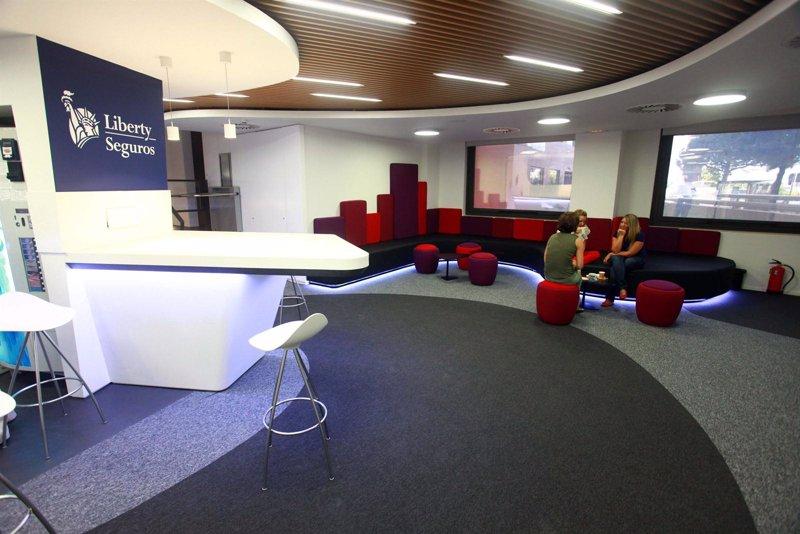 Liberty seguros traslada su sede corporativa en espa a al for Axa seguros bilbao oficinas