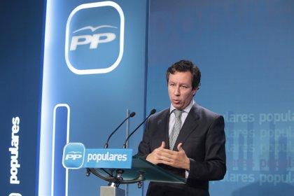 """El PP se desmarca del euro por receta y dice que el Gobierno apuesta por un modelo más """"equitativo"""""""