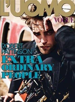Robert Pattinson para L'Uomo Vogue