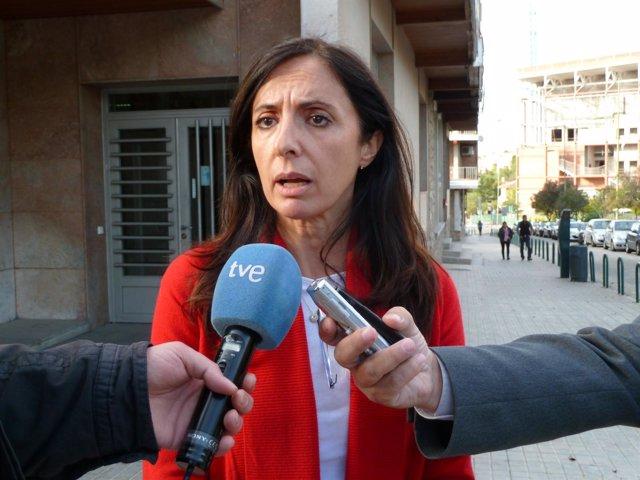 Vicepresidenta del Colegio de Farmaceúticos de Toledo, Ana María Rodríguez