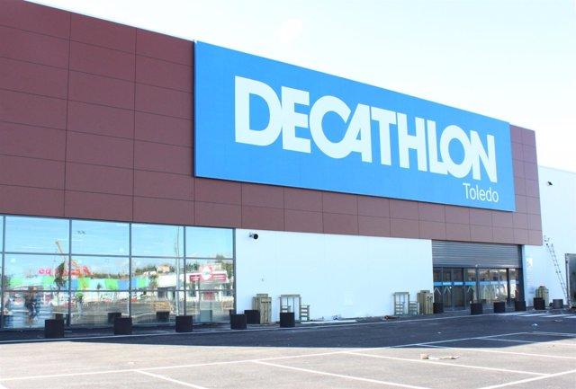 b750ab5fab5 Decathlon trasladará en 2013 su almacén logístico central a unas  instalaciones mayores en Getafe