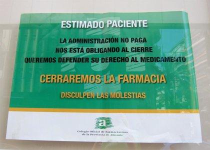 Aumenta el seguimiento del cierre patronal de farmacias en el segundo día de paro