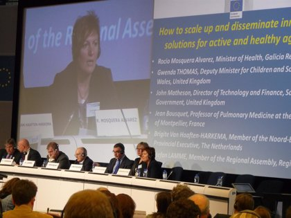 Galicia presenta en Bruselas su candidatura para ser referencia en Europa en envejecimiento activo y saludable