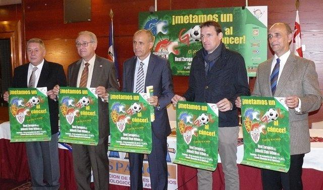 Athletic y Zaragoza, por una buena causa