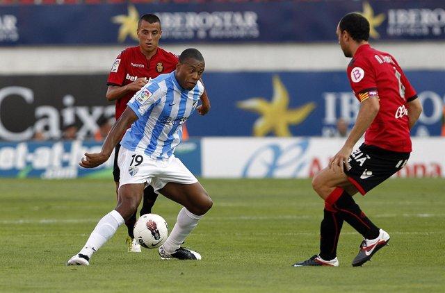 Baptista, Mallorca-Málaga CF