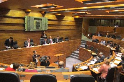 El pleno de la Junta General abordará este jueves la política sanitaria del Principado