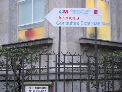 Madrid.- La Comunidad dice que el 65% de los pacientes que ya atiende La Princesa son mayores de 65 años
