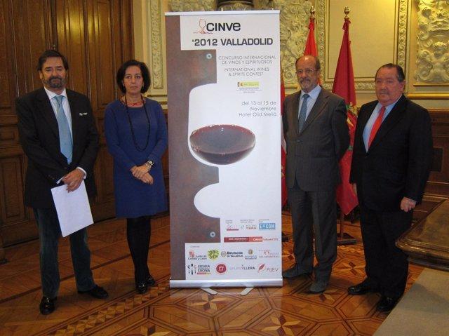 Presentación del Concurso Cinve 2012