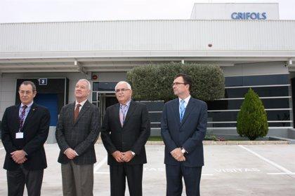 Grifols invierte 16,7 millones en nuevas instalaciones en Murcia,  primer complejo industrial con CE en España
