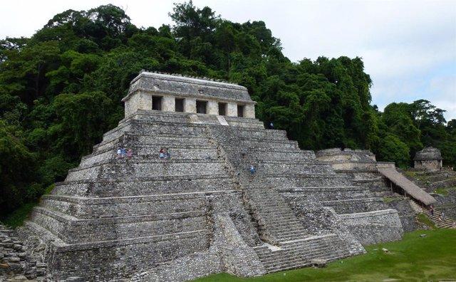La sequ a provoc el colapso de la civilizaci n maya cl sica for Civilizacion maya arquitectura