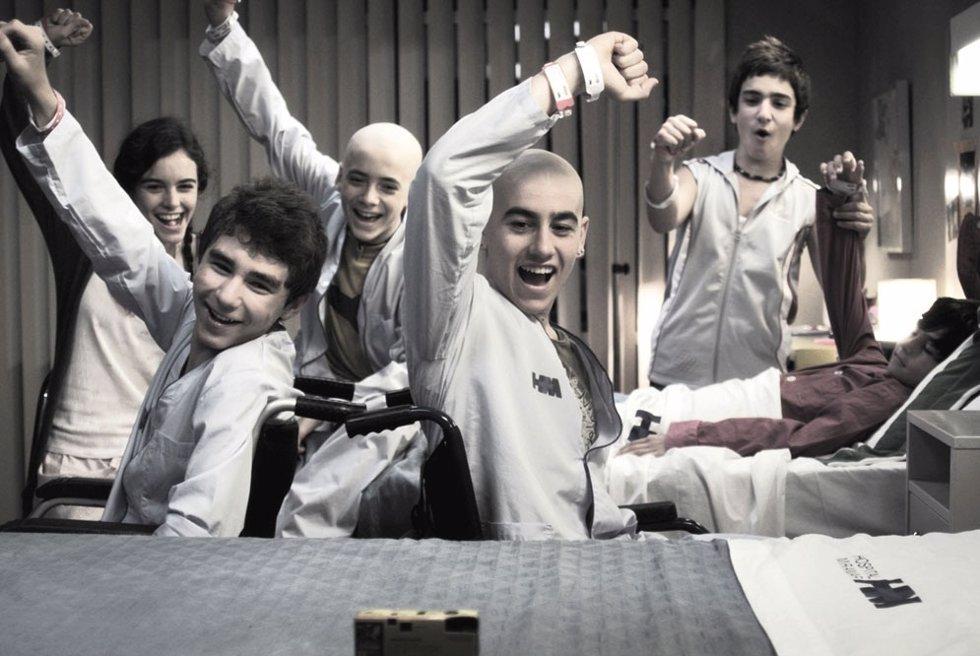 'Pulseras Rojas', La Serie