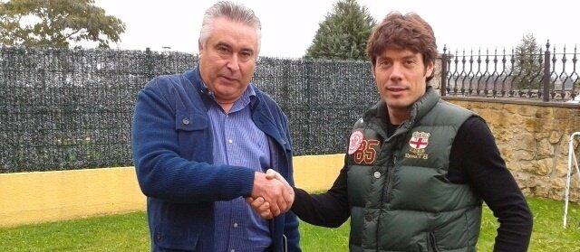 Paco Antequera y Óscar Freire