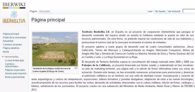 Iberwiki
