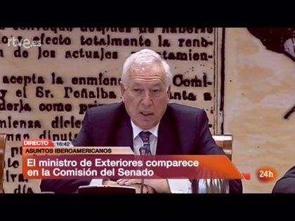 """Cuba.- Margallo se refiere al caso Carromero como un """"secuestro"""" y confirma que siguen las gestiones para repatriarle"""