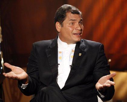 Ecuador.- Correa ofrecerá este jueves en Sevilla una conferencia sobre el cambio social y económico de su país