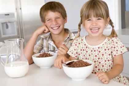 Averigua si tus hijos comen de forma equilibrada