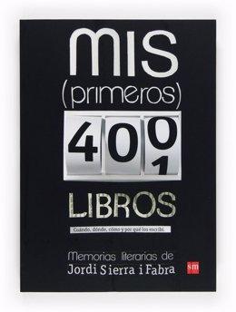 Cubierta 'Mis (primeros) 400 libros