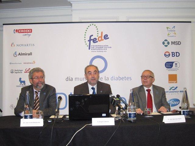 FEDE. Día Mundial de la Diabetes